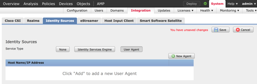 FP User Agent Add